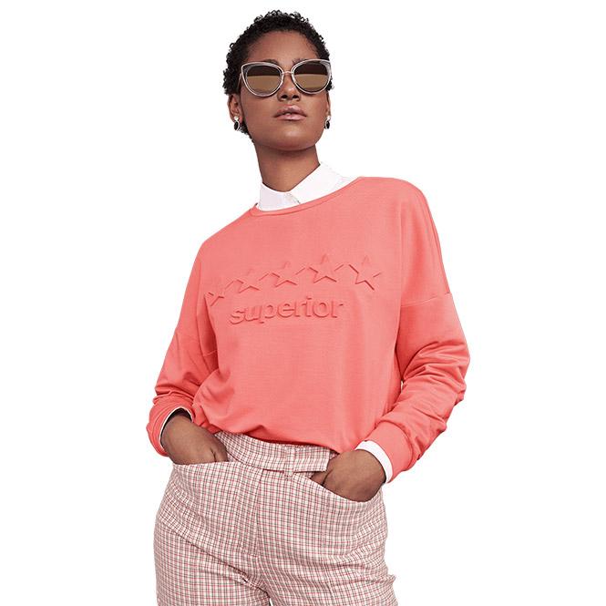 Jersey Sweat Shirt von RIANI